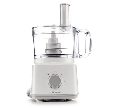 Kenwood Food Processor FDP03, 2.0L, 750W, White