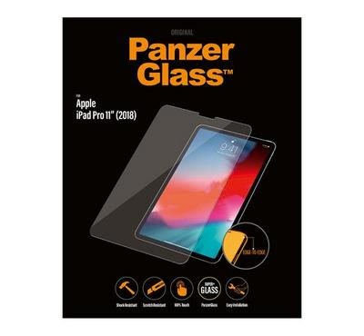 PanzerGlass Apple iPad Pro, 11 INCH - Edge to Edge,Clear