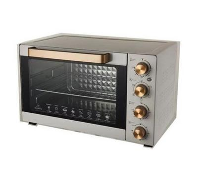 Power Electric Oven 45 L Capacity 2800W, Golden