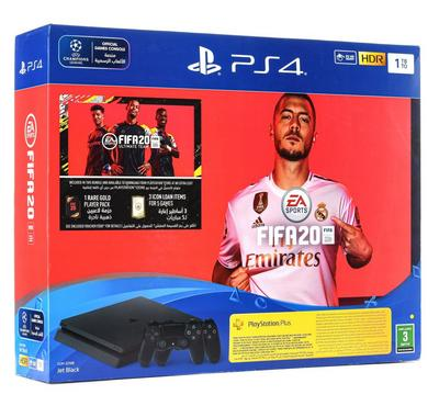 Sony, PlayStation 4 1TB FIFA20 Bundle