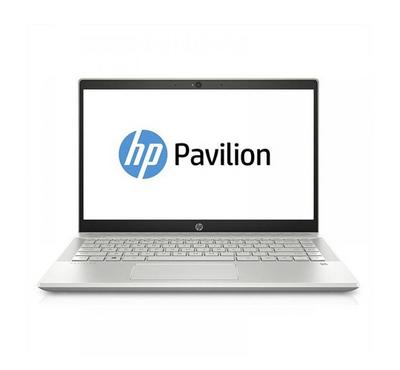 HP Pavilion Notebook, Core i7, RAM 8GB, 14 Inch, Gold