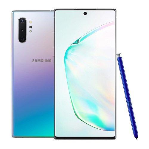 Samsung Galaxy Note 10 Plus 5g 256gb Silver Extra Saudi