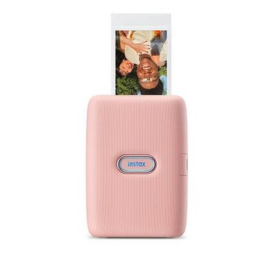 FUJIFILM INSTAX Mini Link Smartphone Printer, Dusky Pink