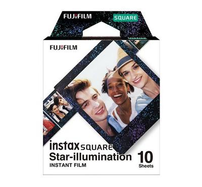 FUJIFILM INSTAX SQUARE, Instant Film,10 Exposures