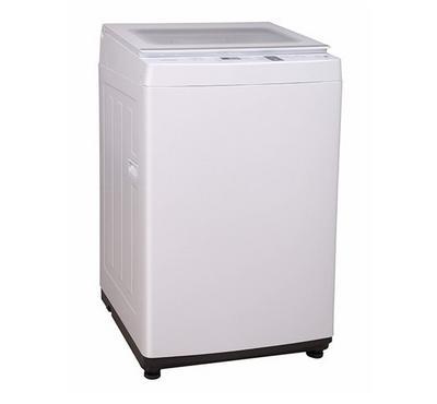 Toshiba 7.0KG Washing Machine Top Load Steel Body White