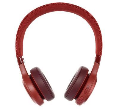 جي بي إل، سماعة لاسلكية،  فوق الأذن، أحمر