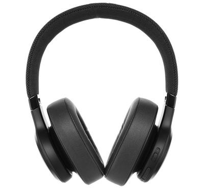 جي بي إل ،سماعة لاسلكية، فوق الأذن، أسود