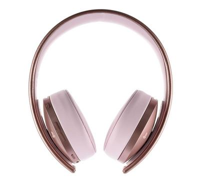 Sony,Wireless Headset, Rose Gold, PS4