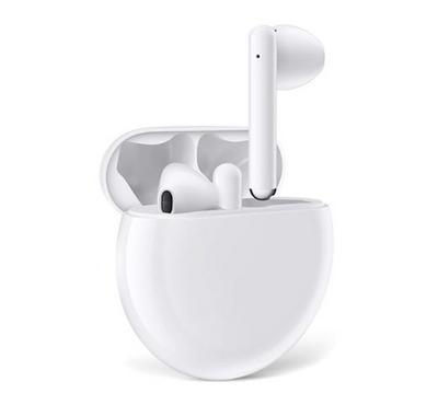 هواوي، فري بدز 3، مع تقنية إلغاء الضجيج الذكية، أبيض