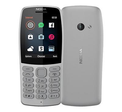 Nokia 210 Dual Sim 16MB Grey