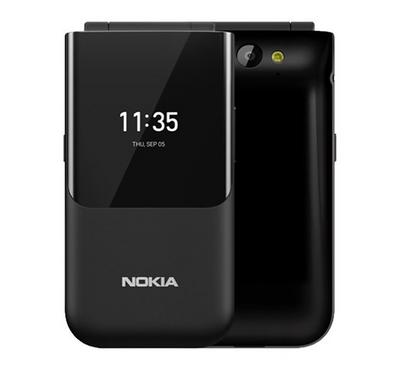 Nokia 2720 Flip Dual Sim 512MB Black