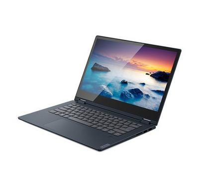 Lenovo Ideapad C340 2-in-1, Core i7, RAM 16GB, 14 Inch Touch Screen, Blue