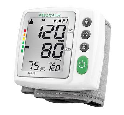 Medisana Upper Arm Blood Pressure Monitor White