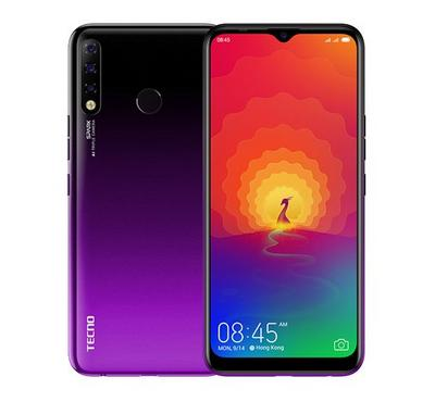 Tecno Spark 4 KC2, 32 GB, Royal Purple