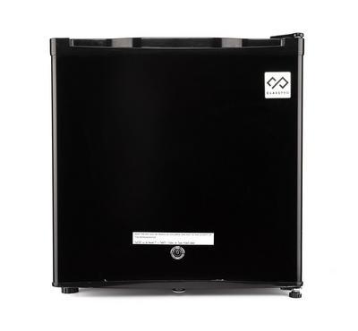 ClassPro Single Door Compact Refrigerator, 1.6 Cu.ft, Black