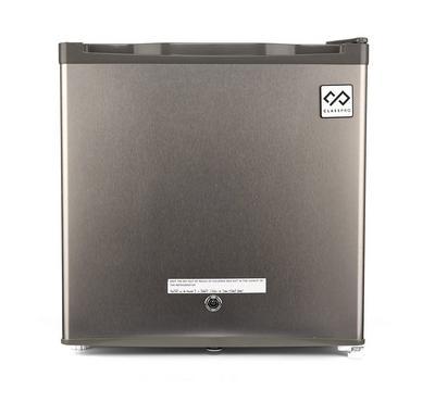 ClassPro Single Door Compact Refrigerator, 1.6 Cu.ft, Color Stainless Steel