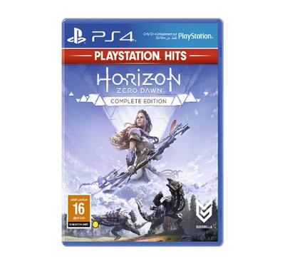 HORIZON ZERO DAWN COMPLETE EDITION, PS4