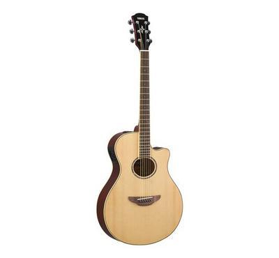 Yamaha Electric Acoustic Guitar Natural