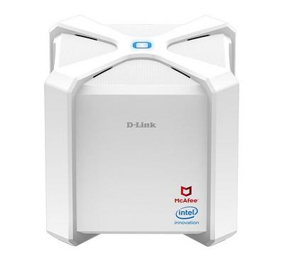 D-Link Wireless Router AC 2600 Dual Band, White