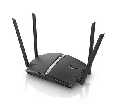 D-Link MNA/Mesh Wireless Router, AC 1300 Wave 2, Black