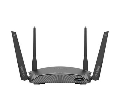 D-Link MNA/Mesh Wireless Router, AC 2600, Black