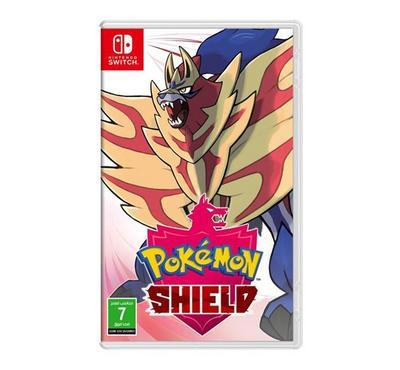 Pokémon Shield, Nintendo Switch