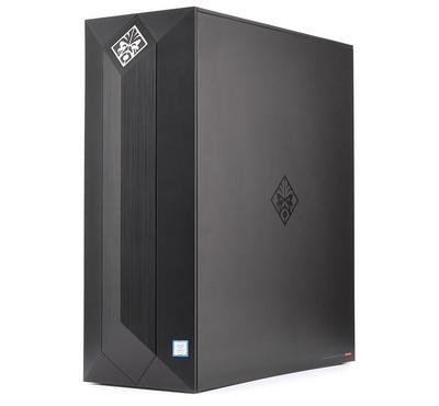 HP OMEN Obelisk, Gaming PC Desktop, Core i7, RAM 32GB, Shadow Black