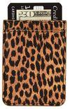 آي دي كوز، محفظة جلدية للجوال، لون الفهد