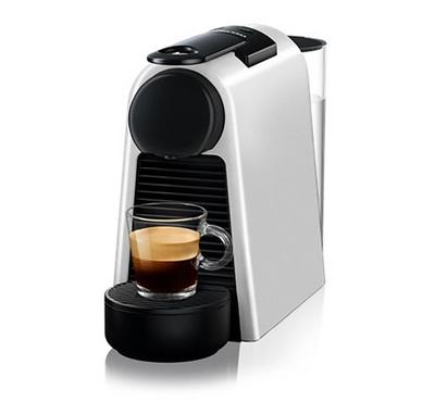 Nespresso Essenza Mini Coffe Machine, Silver