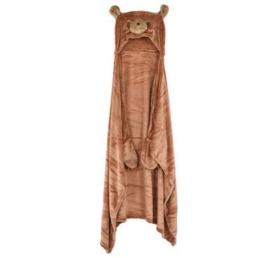 Kanguru 1197 Bear Blanket