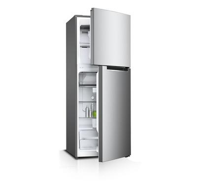 Sharp 260 L Double Door Refrigerator, Silver