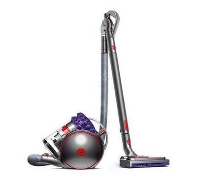 Dyson Full Sized Vacuum Cleaner ,1400W, 800ml, Silver.