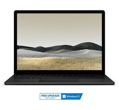 ميكروسوفت سيرفس لابتوب 3 13، كور اي 5، شاشة 13.5 بوصة باللمس، أسود