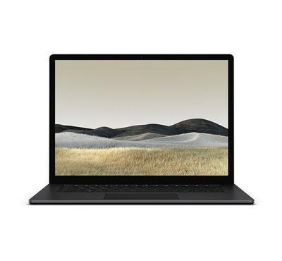 ميكروسوفت سيرفس لابتوب 3 15، اي ام دي رايزن 5،  شاشة 15 بوصة باللمس، أسود