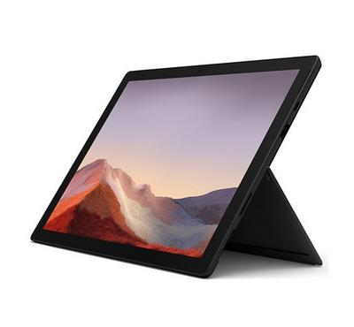 Microsoft Surface Pro 7 - Core i7, 16GB RAM,  Black