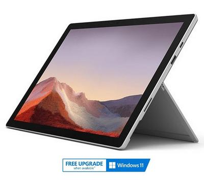 Microsoft Surface Pro 7 - Core i7, 16GB RAM, Platinum