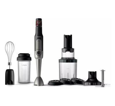 Philips Viva Collection ProMix Handblender. 800W,Stainless / Black