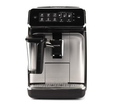 Philips Series 3200 Fully Automatic Espresso Machine. 15 Bar, 1.8L, 1500W,Black/Silver