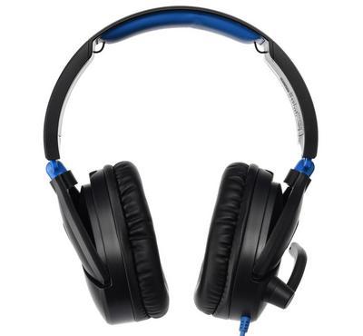 ترتيل، سماعة ألعاب 70 بي، بلاي ستيشن 4، أزرق، أسود