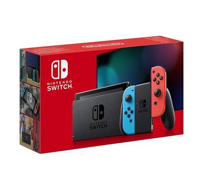 Nintendo Switch Console With Blue,Red Joy-con