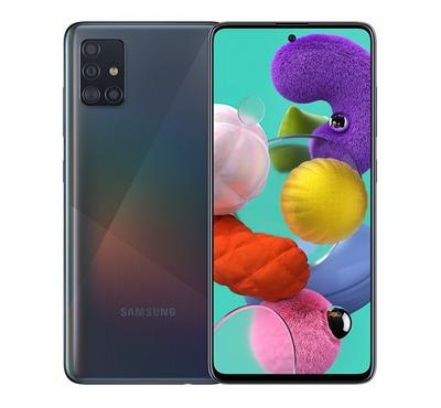Samsung Galaxy A51, 128 GB, Black