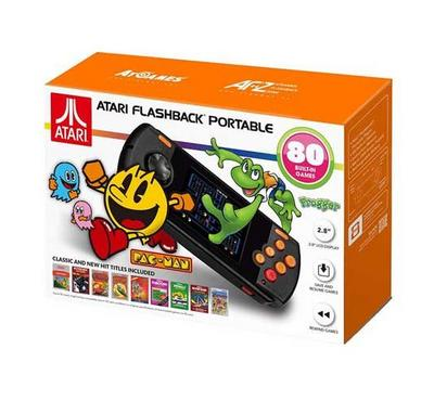 Atari Flashback Portble with 80 Built-In Games