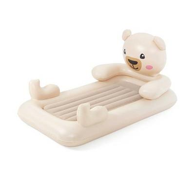 Bestway Dreamchaser Airbed - Teddy Bear