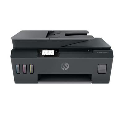 HP Smart Tank 615 Wireless ADF, All-in-One - Print, Copy, Scan, Fax, Black
