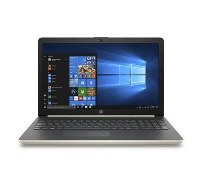 HP 15 Laptop, Core i5, 1TB, 16GB RAM, 15.6-inch FHD, Gold.