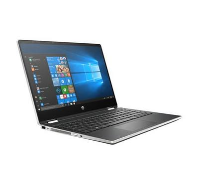 HP Pavilion x360 2-in-1 Laptop, Core i7, 512GB, 8GB RAM, 14-inch Touch, Silver.