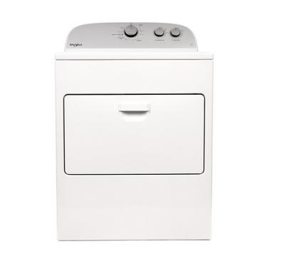 Whirlpool Dryer 7kg,  6ᵀᴴ Sense Technology, 14 Programs,White