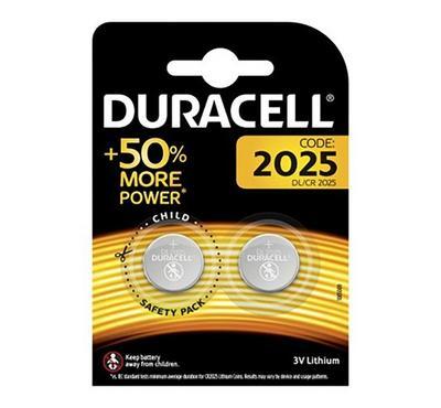 Duracell, Batteries lithium Coins 2025 2PK