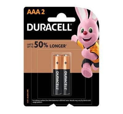 Duracell, Copper Black AAA 2pk Monet
