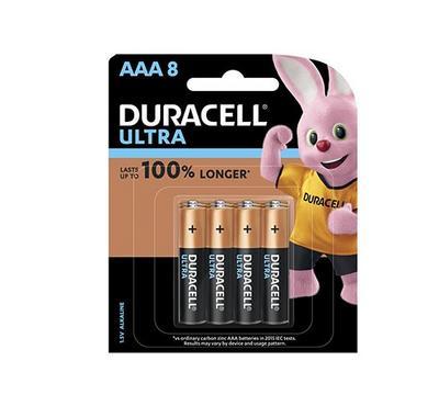 Duracell, Ultra AAA 8pk Monet